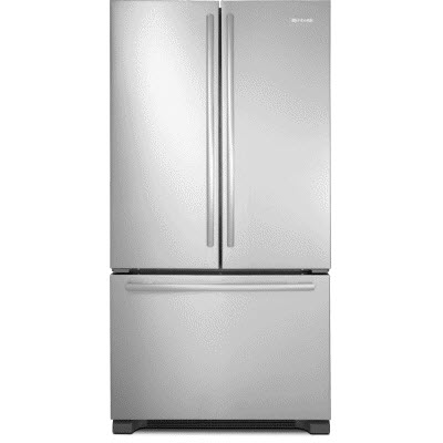 Jfc2290rem Jenn Air 72 Inch Counter Depth French Door Trio Refrigerator With Internal Water Dispenser Stainless