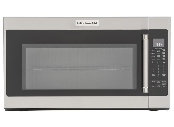 Merveilleux KMHS120ESS U2013 2.0 CU. FT. KITCHENAID OVER THE MICROWAVE STAINLESS