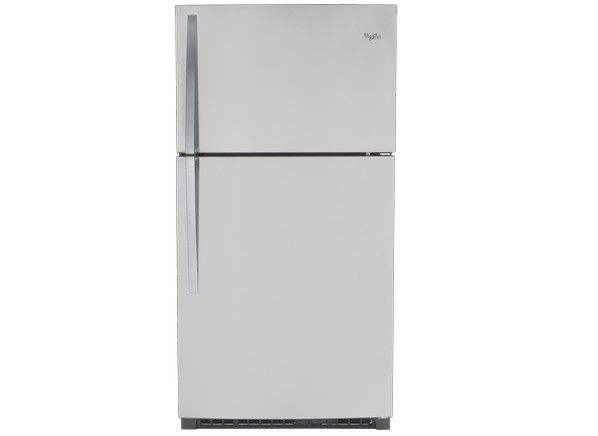 Wrt541szdm Whirlpool 21 3 Cu Ft 33 Top Freezer