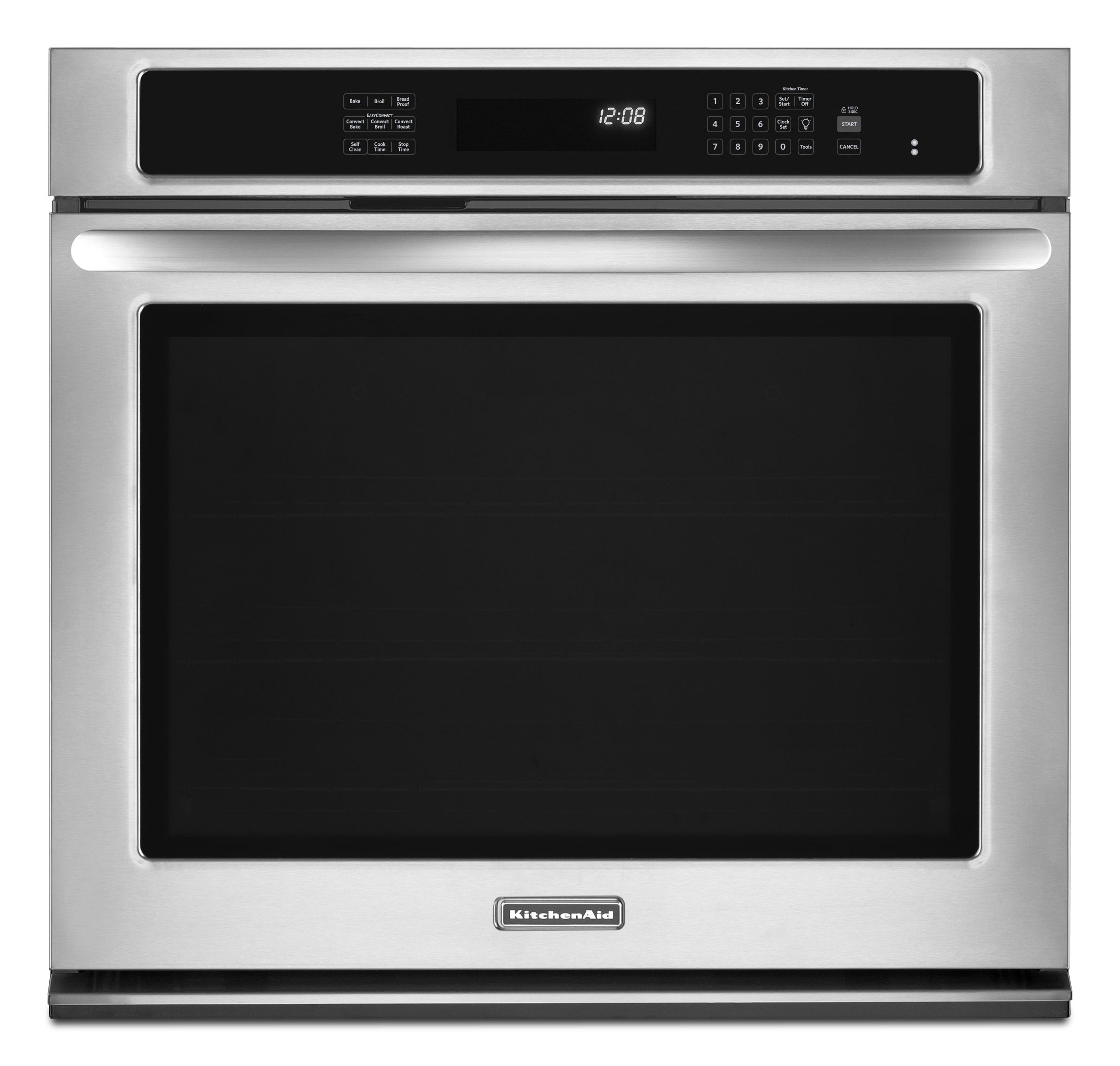 KEBS109BSS \u2013 KITCHENAID 30\u2033 CONVECTION ARCHITECT SERIES II BUILT IN SINGLE OVEN STAINLESS  sc 1 st  Solo Clearance Center & KEBS109BSS \u2013 KITCHENAID 30\u2033 CONVECTION ARCHITECT SERIES II BUILT IN ...