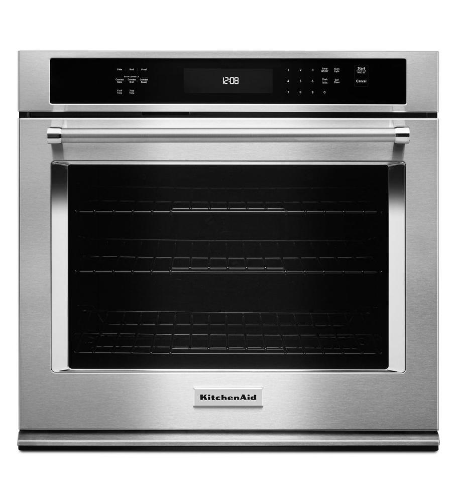 Kose500ess Kitchenaid 30 Inch Electric Built In Single Oven With