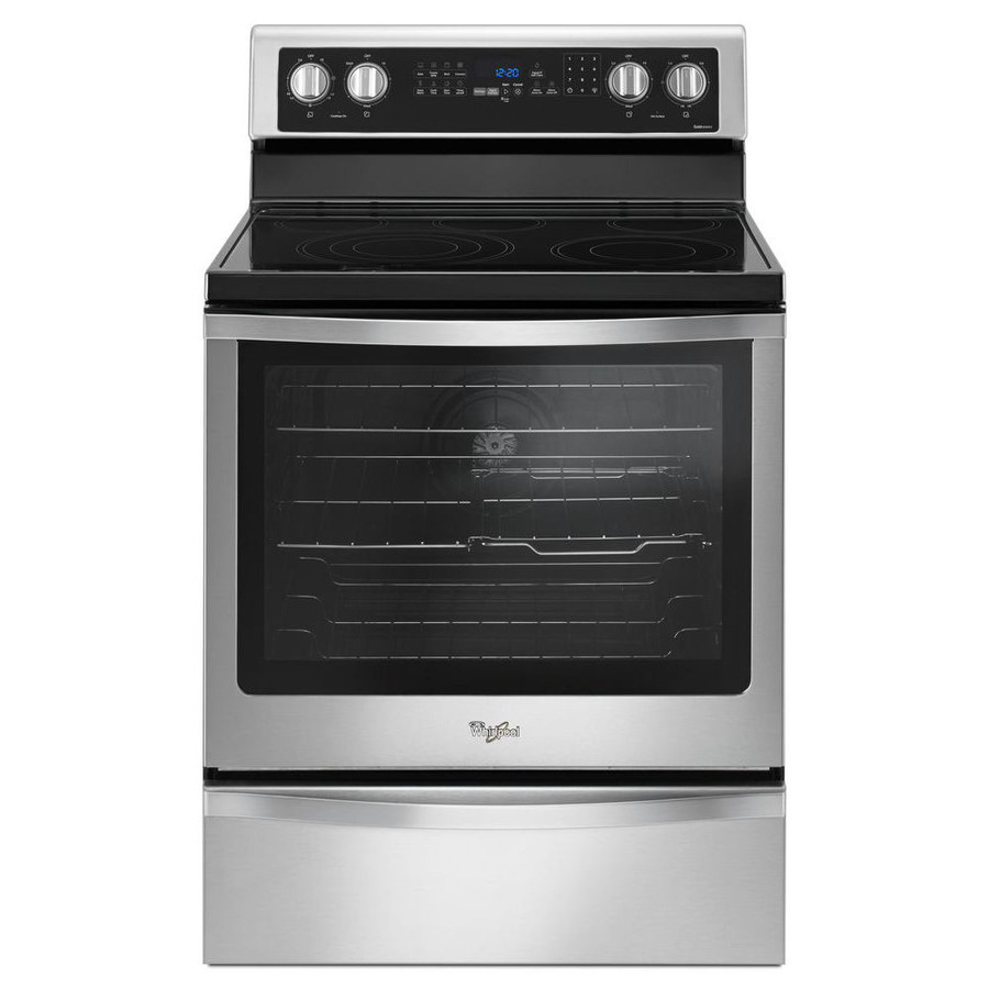 6 4 Cu Ft Gl Top Electric Range