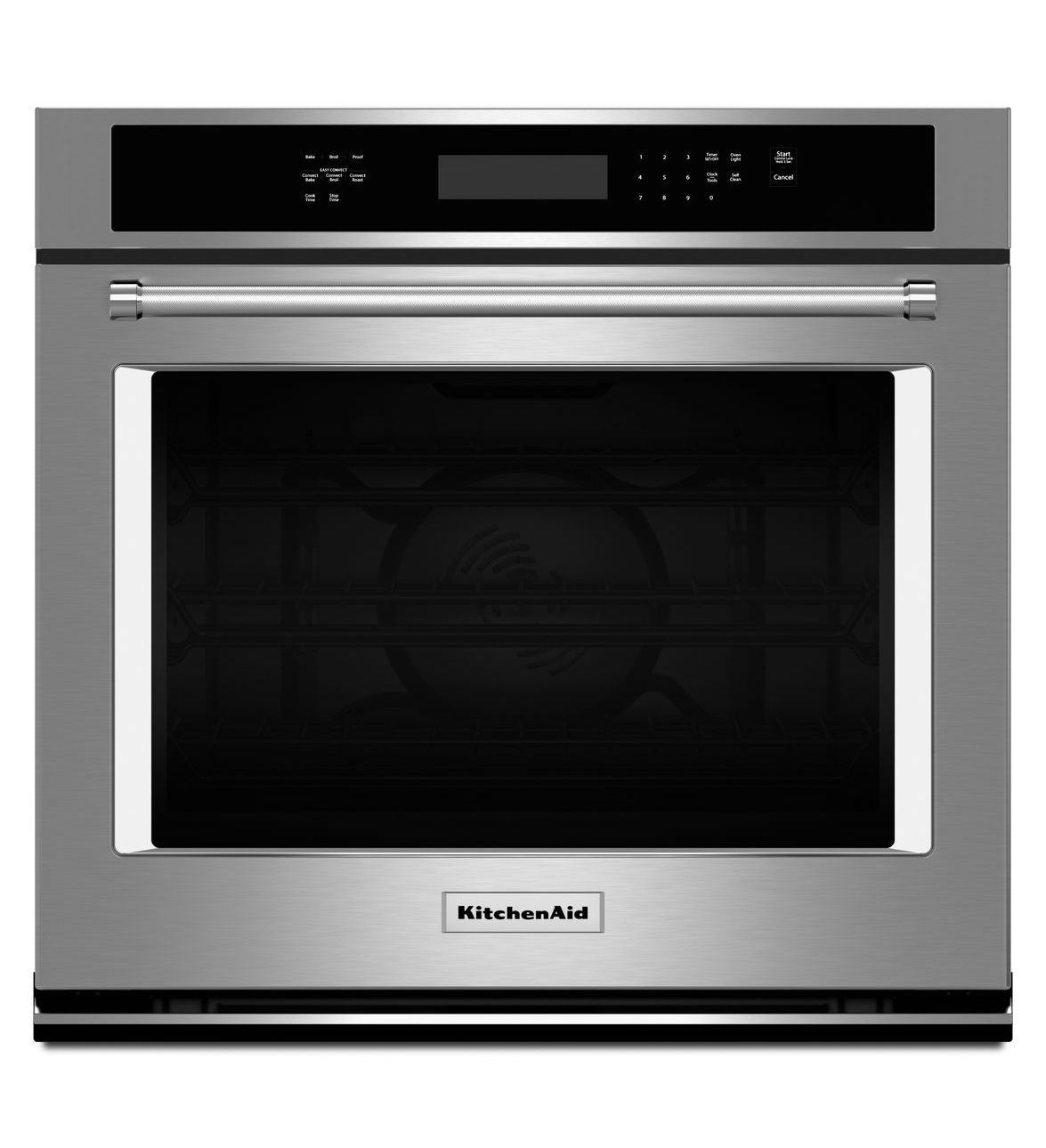 Kose507ess Kitchenaid 27 Inch Wall Oven With Even Heat