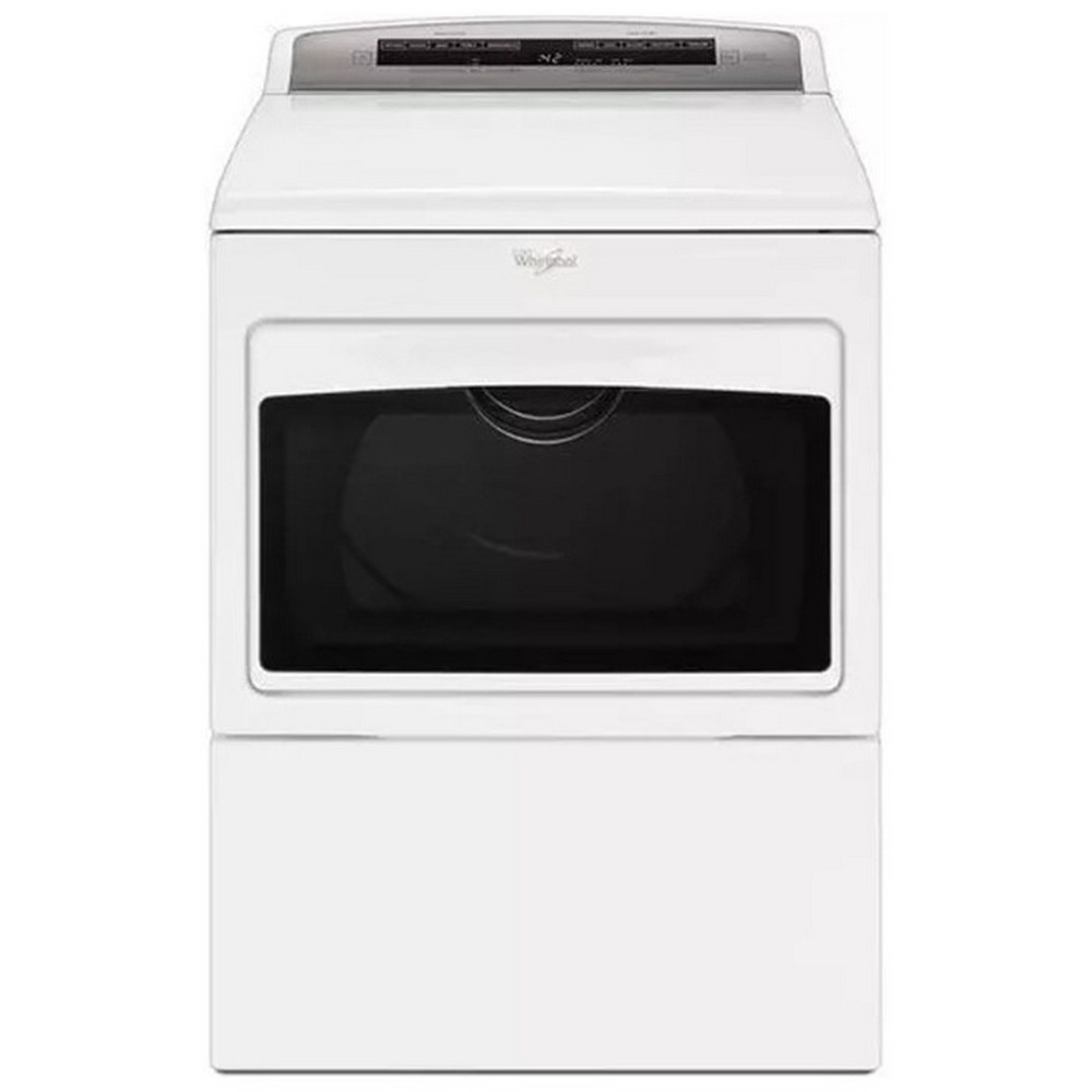 Wed7500gw Whirlpool 27 Inch Electric Dryer White Solo